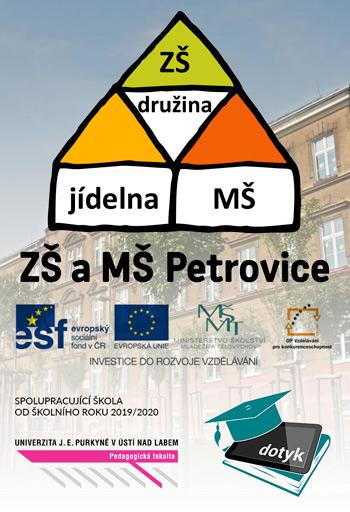 skola_2020 Základní a Mateřská škola Petrovice okres Ústí nad Labem